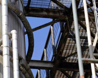Custom Steel Catwalk Systems Manufacturer | Mezzanines By Design